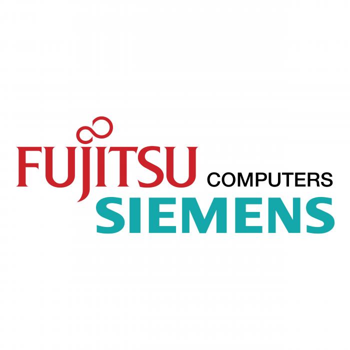 Fujitsu Siemens Computers logo colour