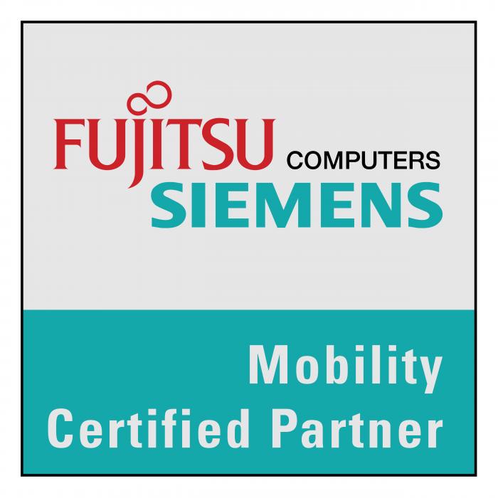 Fujitsu Siemens Computers logo mobility