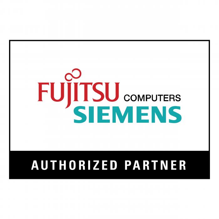 Fujitsu Siemens Computers logo partner