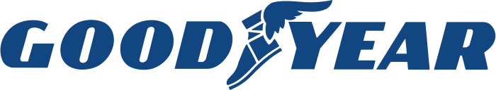 Goodyear Tire & Rubber Company - blue logo