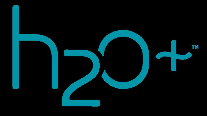 H2O+ logo