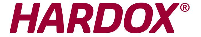 Hardox logo