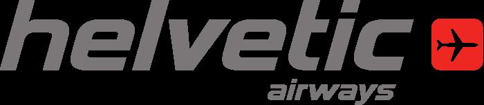 Helvetic Airways logo, logotype, emblem