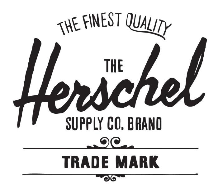 Herschel logo, logotype, emblem