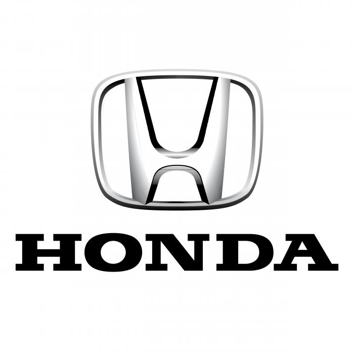 Honda Automobiel logo silver