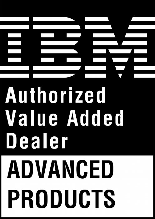 IBM logo authorized