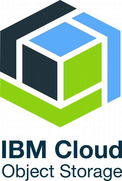 IBM logo cloud