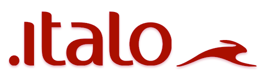 Italo logo, logotype, emblem