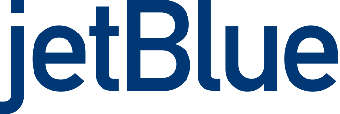 JetBlue Airways logo, logotype, emblem