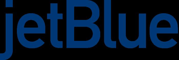 JetBlue Airways logo, logotype, emblem