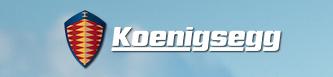 Koenigsegg - website logo 1