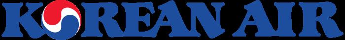 Korean Air logo, emblem, logotype