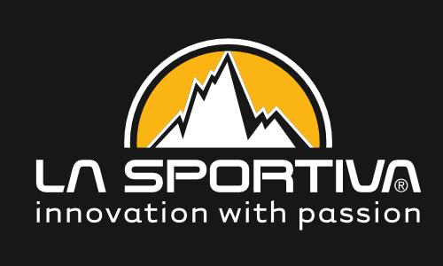 La Sportiva logo, black