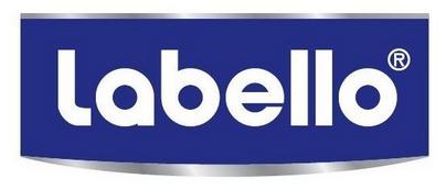 Labello logo, logotype