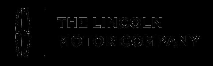 Lincoln Motor Company logo, logotype, emblem
