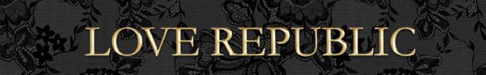 Love Republic website logotype