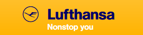 Lufthansa website logotype