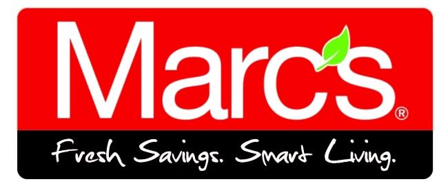 Marc's logo, logotype, emblem