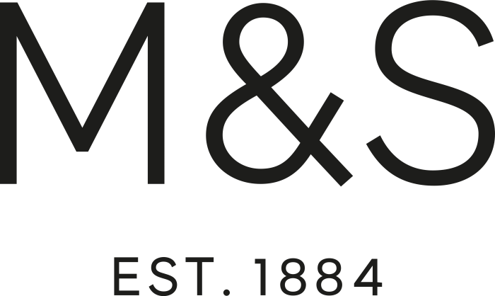 Marks & Spencer, M&S logo, logotype, emblem