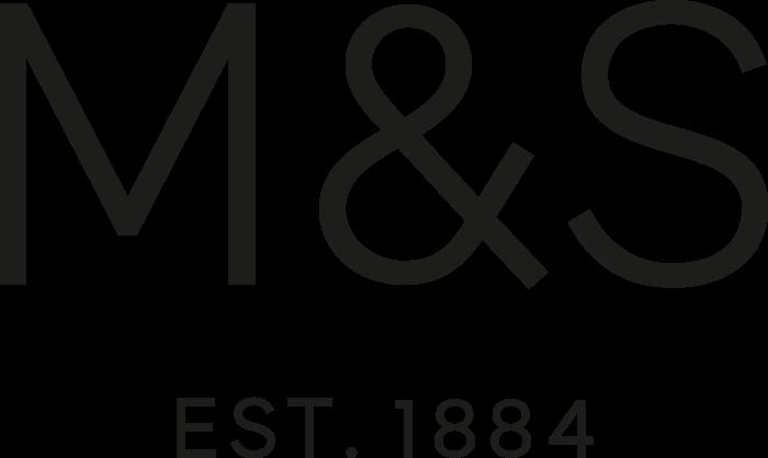 Marks & Spencer, M&S logo, logotype, emblem