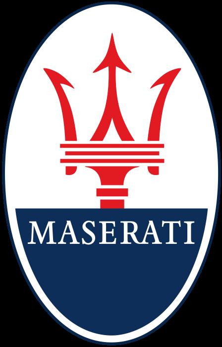 Maserati emblem 2