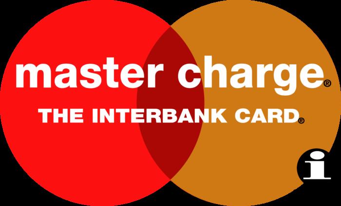 Mastercard (Master Charge) Logo 1966