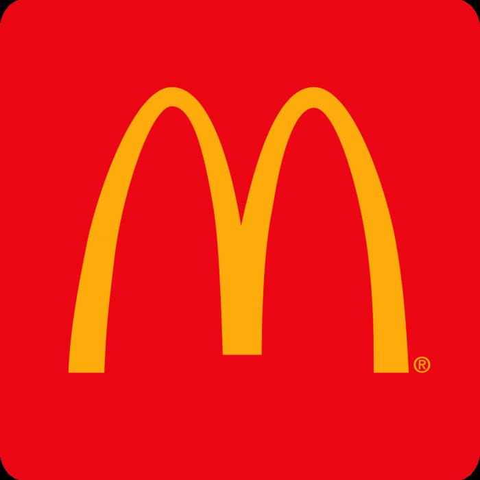 McDonald's France Logo 2003