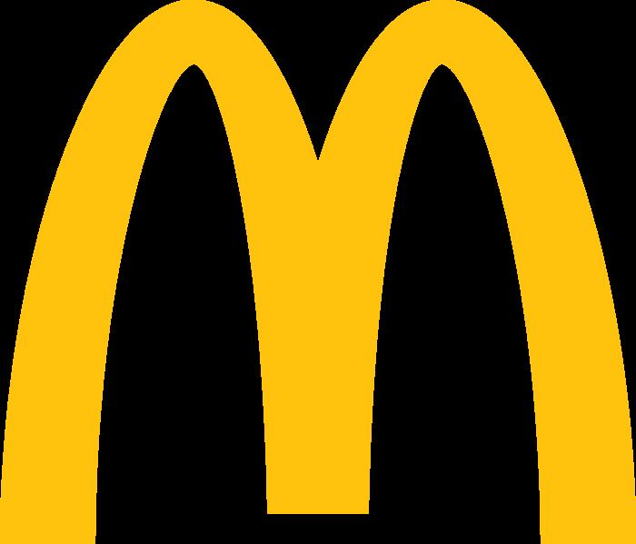 McDonald's some countries Logo 2003