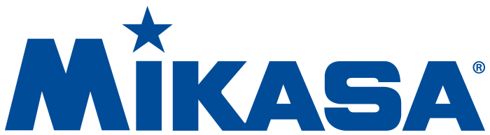 Mikasa logo, emblem, logotype
