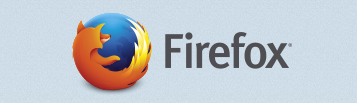Mozilla Firefox logo from official website