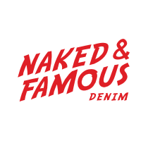 Naked and Famous logo
