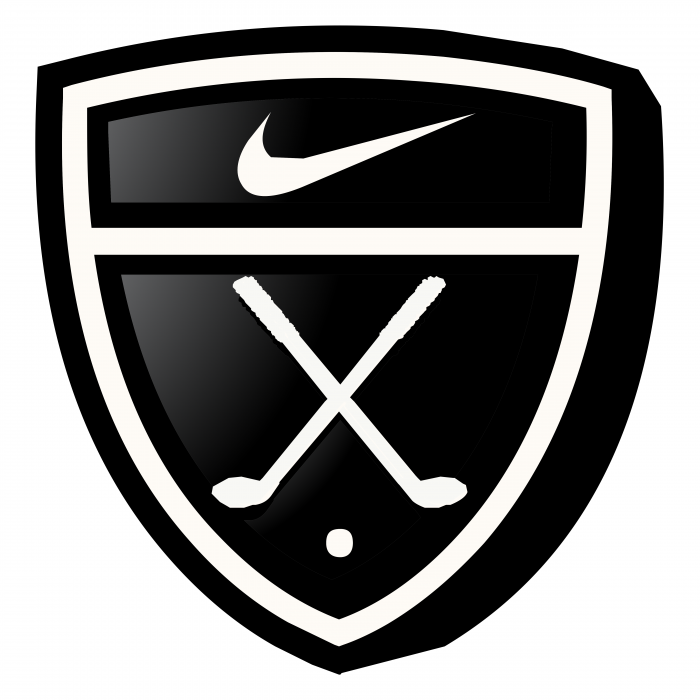 Nike Golf logo white