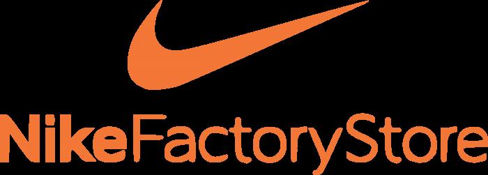 Nike logo factory store