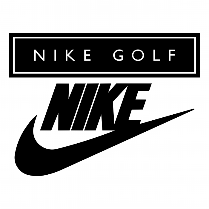 Nike logo golf