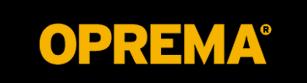 Oprema logo, black