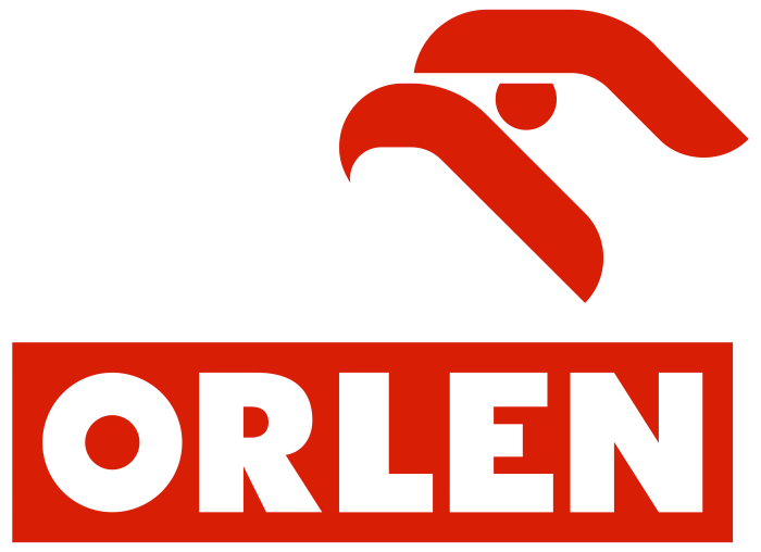 Orlen logo, logotype, emblem