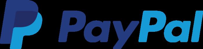 PayPal horizontally Logo 2014