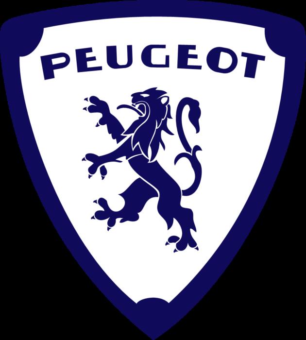 Peugeot Logo 1955