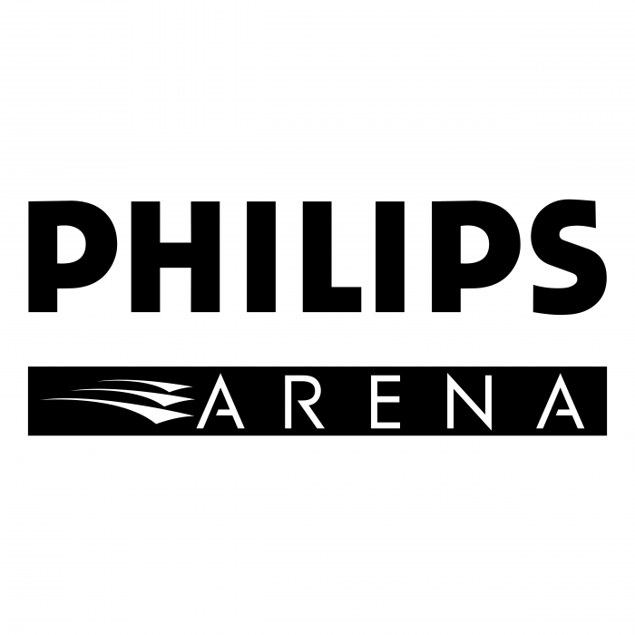 Philips logo arena