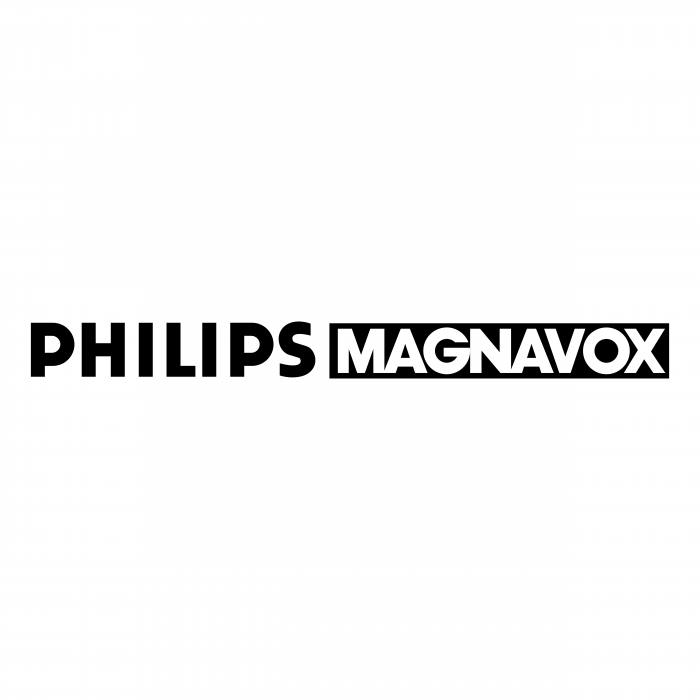 Philips logo magnavox