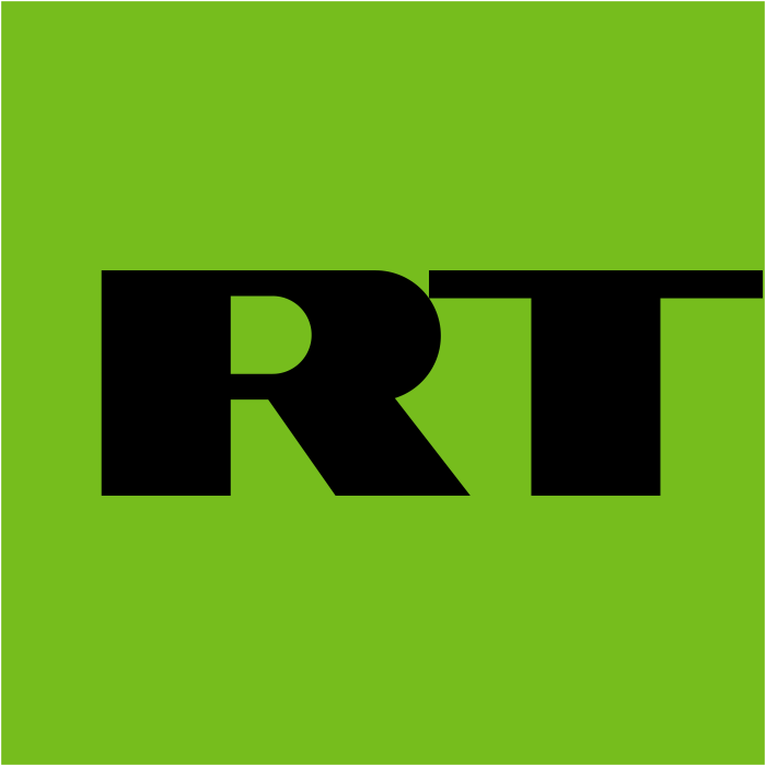 RT, Russia Today, logo, emblem, logotype 2