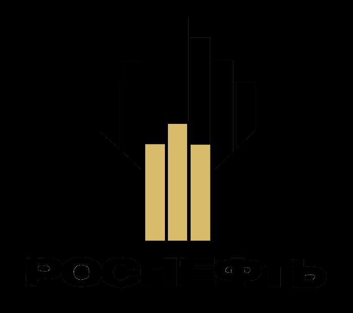 Роснефть, Rosneft logo, russian