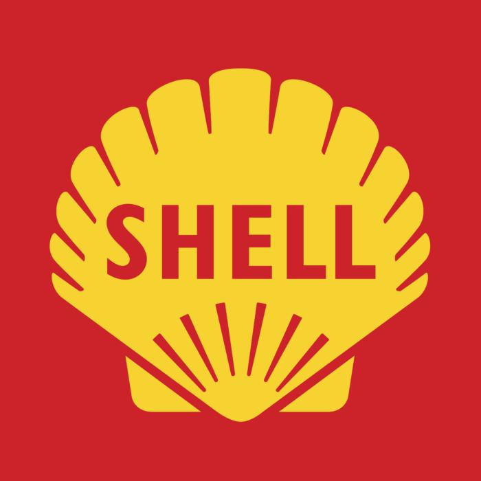 Royal Dutch Shell Logo 1962