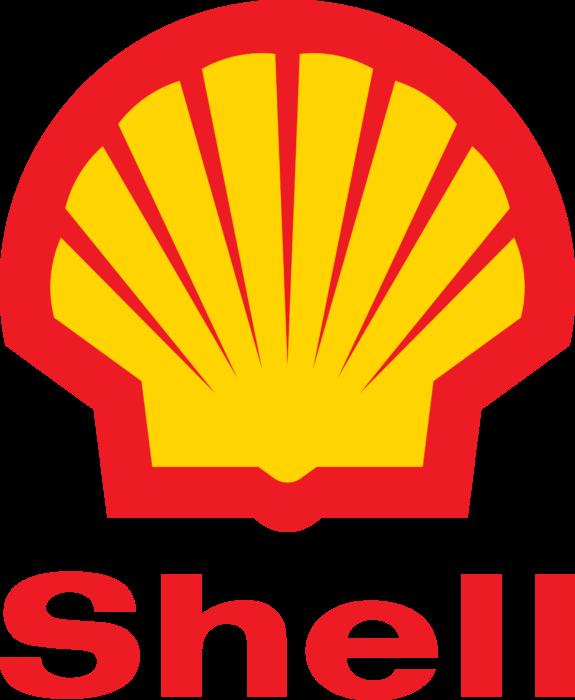 Royal Dutch Shell Logo 1995