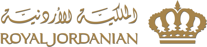 Royal Jordanian Airlines logo, logotype