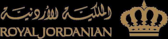 Royal Jordanian Airlines logo, logotype