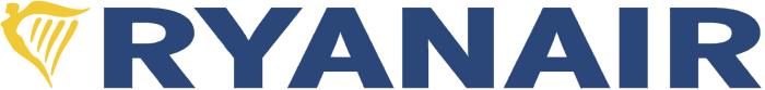Ryanair logotype, emblem 2