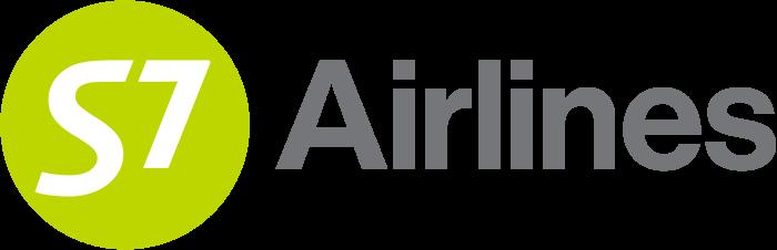 S7 Airlines logo, logotype, emblem