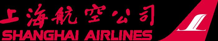 Shanghai Airlines logo, logotype, emblem