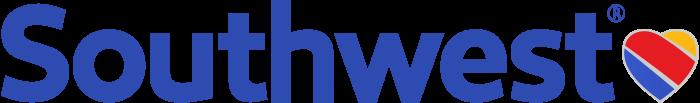 Southwest Airlines logo, emblem, logotype